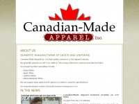 canadianmadeapparel.org Thumbnail