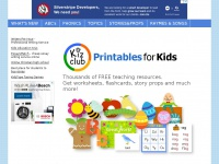 Kizclub.com - KIZCLUB-Learning Resources for Kids