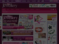 Make & Sell Jewellery Magazine | Making Handmade Jewelry UK