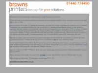 Brownsprinters.co.uk