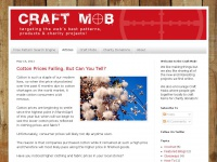 Craft Mob - Crochet, Knitting, Sewing, Quilting Free Patterns