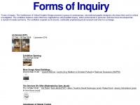 formsofinquiry.com