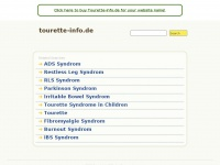 tourette-info.de Thumbnail