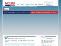 leylandexports.com