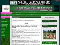 Boulder Valley Girls Lacrosse