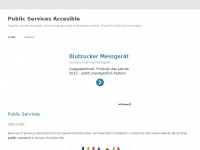 petitionpublicservice.eu Thumbnail