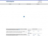 m3adapter.com - The domain is available for purchase