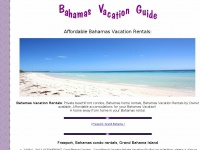 the-bahamas-vacation-rentals.com