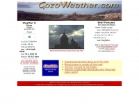 gozoweather.com