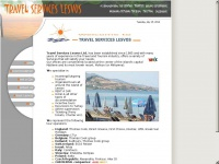 travelservices-lesvos.com