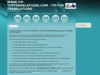 tip-toptranslations.com