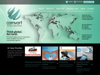 Comvort.com - Comvort | Global Spirit. Local Solutions