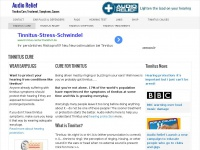 audiorelief.co.uk Thumbnail