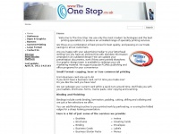 theonestop.co.uk