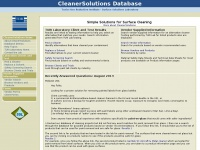 Cleanersolutions.org