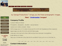 bygeorgeproductions.com