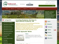 UK Farming Business Services | Agricultural Products | Agricultural Services |