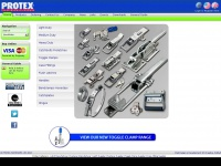 Latches, Fasteners, Toggle Clamps, Handles, Case Fittings, Rotary Turn Latches, Hinges, Hose Clamps, Overcentre Latch Manufacturer | Protex Latches