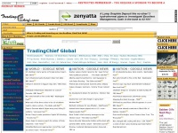 TradingChief.com: Stock Investing Tools, Charts, Stock Chat, Canada Small Cap, Stocks, Forex