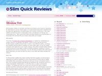 Theslimquickreviews.org
