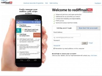 Rediffmailpro.com - Rediffmail NG - A Next Generation Email Service