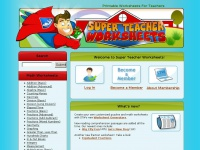 superteacherworksheets.com Thumbnail