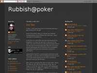 Rubbish@poker