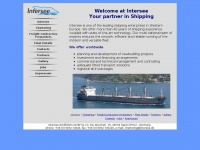 Intersee.de - Reederei Intersee - your partner in shipping