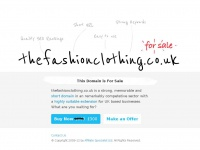 Thefashionclothing.co.uk