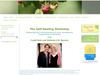 The Self-Healing Workshop: Expanding the Consciousness of Love, Acceptance, Forgiveness & Kindness
