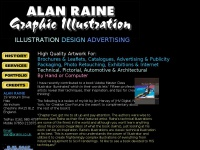 alanraine-graphicillustration.co.uk