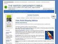 watergardenersbible.co.uk
