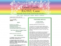 organicrosecare.org