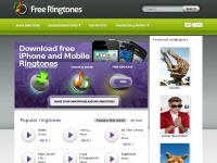 Free-ringtones.cc - Free Ringtones for iPhone and Android. Free Online Ringtone Maker
