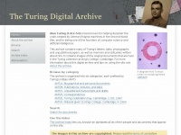Turingarchive.org