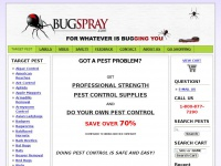 bugspray.com