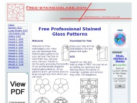 free-stainedglass.com