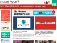 Itsnotmuch.co.uk