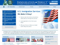 immigrationdirect.com Thumbnail
