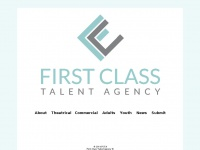 firstclasstalentagency.com