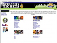 authoritytickets.com