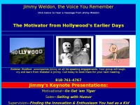 Uncle Jimmy Weldon a voice you remember, Webster Webfoot and Uncle Jimmy and Yakky Doodle from the Yogi Bear TV show