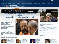 Msnbc.com - Breaking News & Top Stories - World News, US & Local | NBC News
