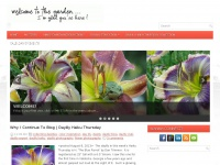 a girl and her garden - a daylily blog