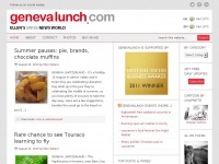 GenevaLunch News - Ellen's Swiss News World