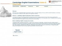 cambridgeesol-vdeast.ch
