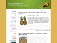 Pineapplefacts.info
