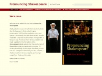 pronouncingshakespeare.com