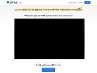 Gynzy.com - Smart board lessons, activities and games | Gynzy