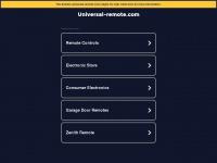 universal-remote.com